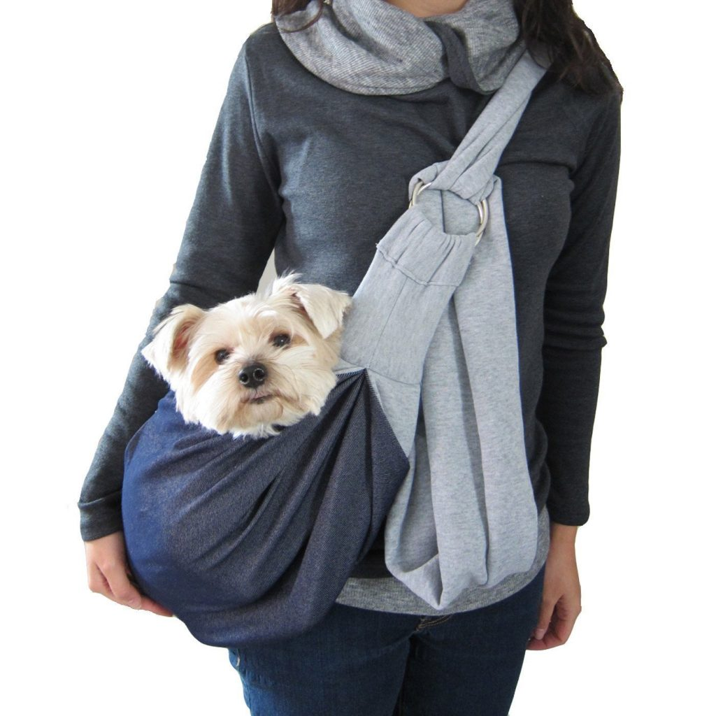 Alfie Pet - Chico Reversible Pet Sling Carrier