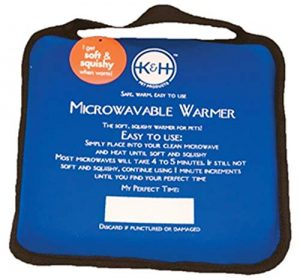 K H Manufacturing Microwavable Pet Bed
