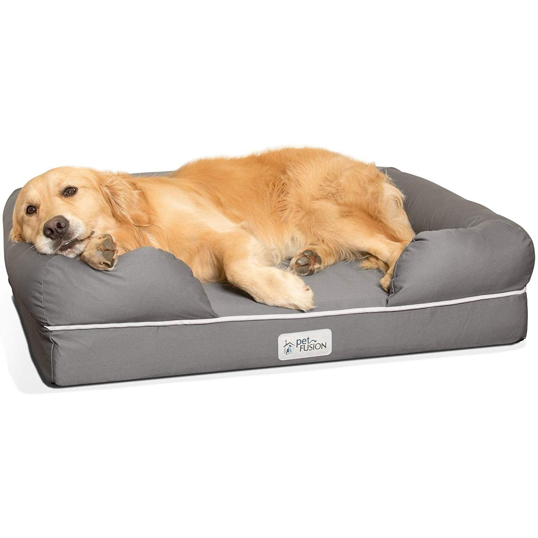 PetFusion Dog Bed orthopedic Memory Foam