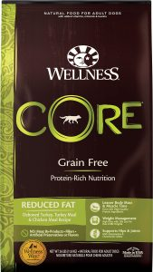 Wellness CORE Grain-Free Reduced Fat Turkey & Chicken Recipe Dry Dog Food