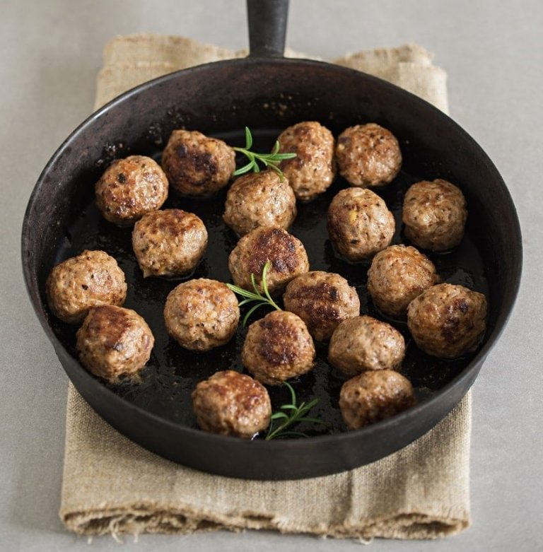 Easy to Make Doggie Meatballs