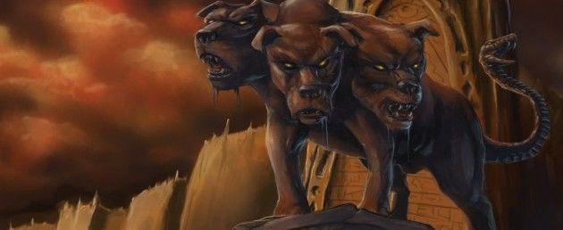 Cerberus the Hellhound dog breed
