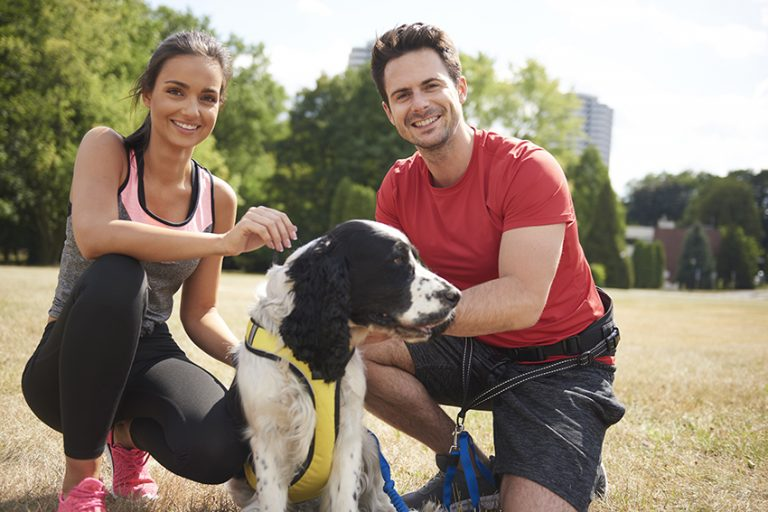Rules of Thumb For Running With Your Dog