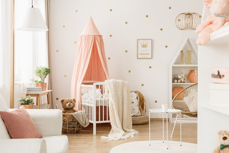 Set Expectations for the Baby's Room