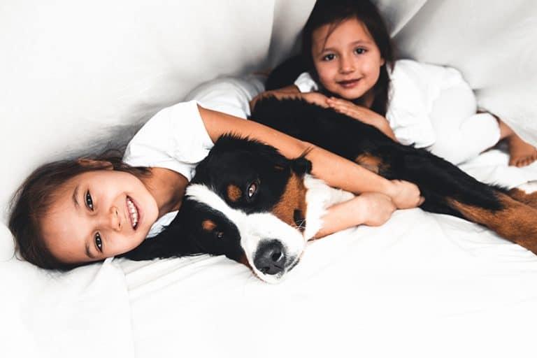 reduces risk of children developing allergies