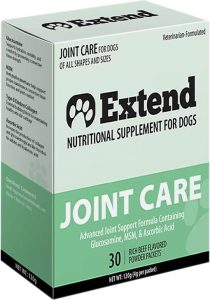 Extend Joint Care Nutritional Dog Supplement