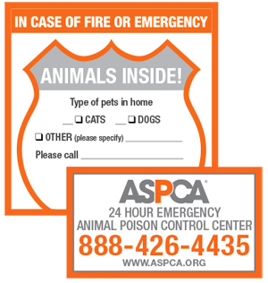 aspca free pet safety pack
