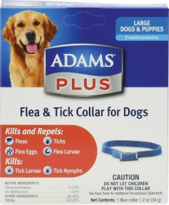 Adams Plus Flea Tick Collar