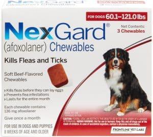 NexGard Pros and Cons